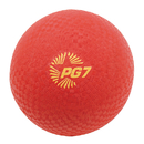 Champion Sports CHSPG7RD Playground Balls Inflates To 7In