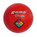 Champion Sports CHSPG85RD Playground Ball 8 1/2In Red