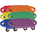 Champion Sports CHSPGHSET Scooters With Handles Set Of 6