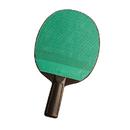 Champion Sports CHSPN4 Table Tennis Paddle Rubber Plastic