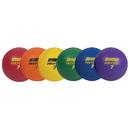 Champion Sports CHSPX7SET Playground Ball Set Of 6 Rhino 7In
