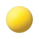 Champion Sports CHSRD4 Yellow Foam Ball 4In
