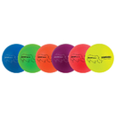 Champion Sports CHSRXD6NRSET Dodgeball Set/6 Rhino Skin Rainbow