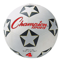 Champion Sports CHSSRB4 Champion Soccer Ball No 4