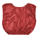 Champion Sports CHSSVMRD Vest Adult Practice Scrimmage Red