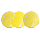 Champion Sports CHSTB3 Tennis Balls 3 Per Pk