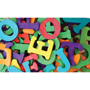 Chenille Kraft CK-3603 Colored Wooden Letters