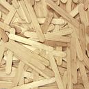 Chenille Kraft CK-377601 Jumbo Craft Sticks 500 Pieces Natrl