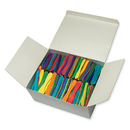 Chenille Kraft CK-389302 Craft Spoons 900 Pieces Bright Hues