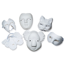 Chenille Kraft CK-4199 Paperboard Mask Assortment
