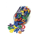 Chenille Kraft CK-4357 Wonderfoam Magnetic Letters