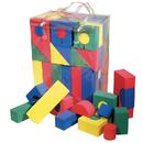 Chenille Kraft CK-4380 Wonderfoam Blocks 68-Pk