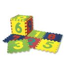 Chenille Kraft CK-4382 Wonderfoam Number Puzzle Mat