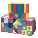 Chenille Kraft CK-4389 Wonderfoam Blocks 152 Pieces