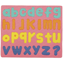 Chenille Kraft CK-4421 Wonderfoam Magnetic Lower Case Letters Puzzle Set