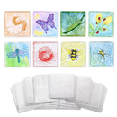Chenille Kraft CK-4641 Embossed Paper Insect Collection