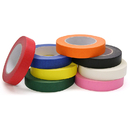Chenille Kraft CK-4860 Colored Masking Tape 8 Roll Assortd 1X60 Yrds