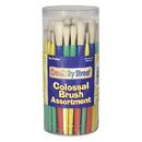 Chenille Kraft CK-5162 Colossal Brush Assortment