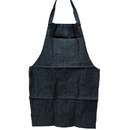 Chenille Kraft CK-5234 Denim Adult Apron 30 X 21