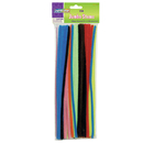 Chenille Kraft CK-711001 Stems Jumbo 12 Asst. Bag/100