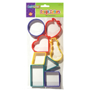 Chenille Kraft CK-9765 Dough Cutters - Shapes