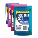 C-Line Products CLI58335 C Line 3X5 Index Card Case