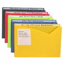 C-Line Products CLI63060 C Line 25Bx Asst Write On Poly File - Jackets
