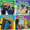 Capstone / Coughlan Pub CPB9781429683906 Staying Safe Book Set Set Of 6