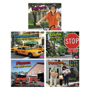 Capstone / Coughlan Pub CPB9781620658932 My Neighborhood Book Set Of 5 Books