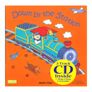 Childs Play Books CPY9781904550686 Down By The Station Paperback & Cd