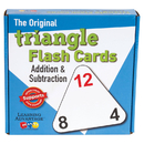 Wiebe Carlson  Associates CRE4551 Triangle Flashcards Add/Sub
