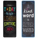 Creative Teaching Press CTP0445 Chalk It Up Quotes Bookmarks