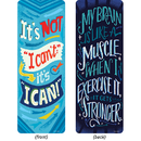 Creative Teaching Press CTP0446 Whats Your Mindset Quotes Bookmarks