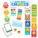 Creative Teaching Press CTP0596 Emoji Fun Behavior Chart Mini Bbs