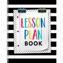 Creative Teaching Press CTP2092 Bold And Bright Lesson Plan Book