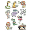 Creative Teaching Press CTP2159 Safari Friend Safari Reward Sticker