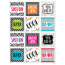 Creative Teaching Press CTP2160 Bold And Bright Rewards Stickers