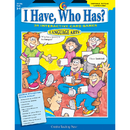 Creative Teaching Press CTP2206 Language Gr 3-4 I Have Who Has Series