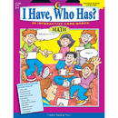 Creative Teaching Press CTP2208 Math Gr 3-4 I Have Who Has Series