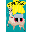 Creative Teaching Press CTP2453 Bold & Bright Llamatastic Award Sm