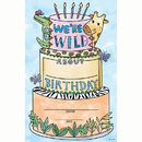 Creative Teaching Press CTP2481 Safari Friends Happy Birthday Award