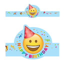 Creative Teaching Press CTP2565 Emoji Fun Happy Birthday Crowns