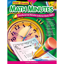 Creative Teaching Press CTP2583 First-Gr Math Minutes