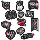 Creative Teaching Press CTP4049 Valentines Day Chalk Reward Stickers