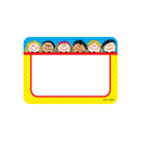 Creative Teaching Press CTP4503 Smiling Stick Kids Name Tags