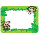Creative Teaching Press CTP4506 Monkey Business Name Tags