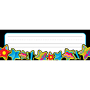 Creative Teaching Press CTP4520 Poppin Pattern Stars Name Plates