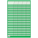 Creative Teaching Press CTP5075 Chart Incentive Small Green