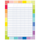 Creative Teaching Press CTP5326 Rainbow Paint Chip Incentive Chart