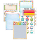 Creative Teaching Press CTP5648 Upcycle Style 6 Poster Pack